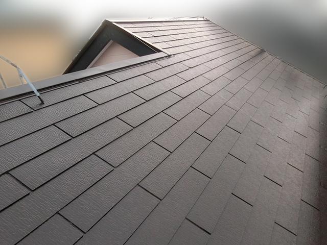 屋根塗装工事_アフター